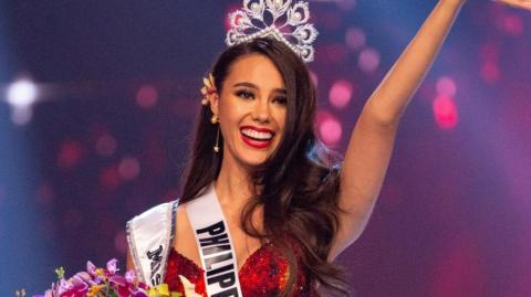 Catriona Gray, Miss Universo 2018.