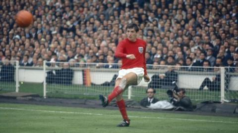 Martin Peters.