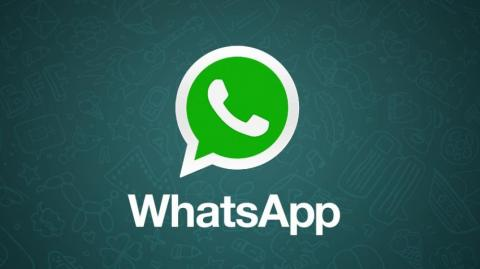 Logo de WhatsApp.