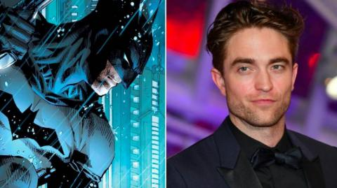 Robert Pattinson le dará vida a Batman.