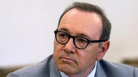 Kevin Spacey, actor.