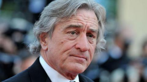 Robert De Niro, actor y empresario.