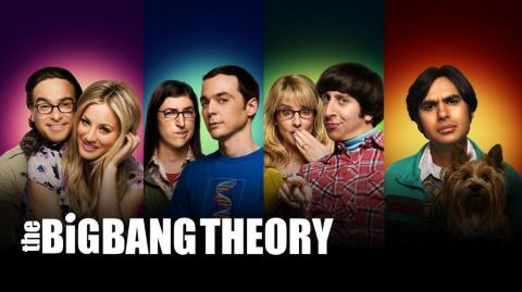 La serie 'The big bang theory' cuenta con 12 temporadas.