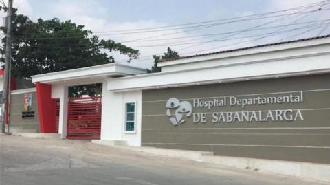 Hospital de Sabanalarga.