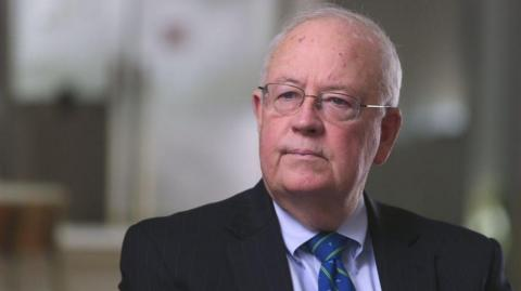 El fiscal Kenneth Starr.