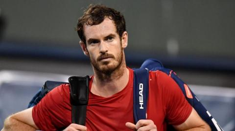 Andy Murray, tenista británico.