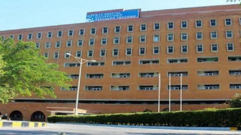 Hospital Universitario Julio Méndez Barreneche de Santa Marta.