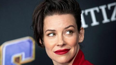 La actriz canadiense Evangeline Lilly.