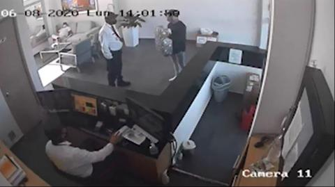 Videos de cámaras de seguridad