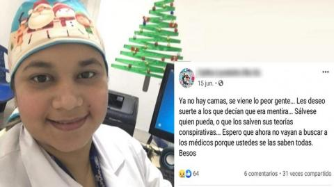 Post de Catalina Londoño De la Hoz.
