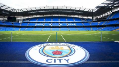 Estadio del Manchester City.