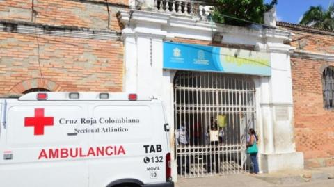 Radames Johan Severino Velásquez permanece internado en el Hospital General de Barranquilla.