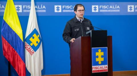 Fiscal Francisco Barbosa.