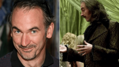 Paul Ritter trabajó en Harry Potter.