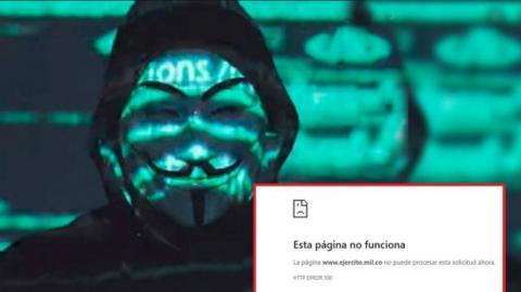 Anonymous Colombia